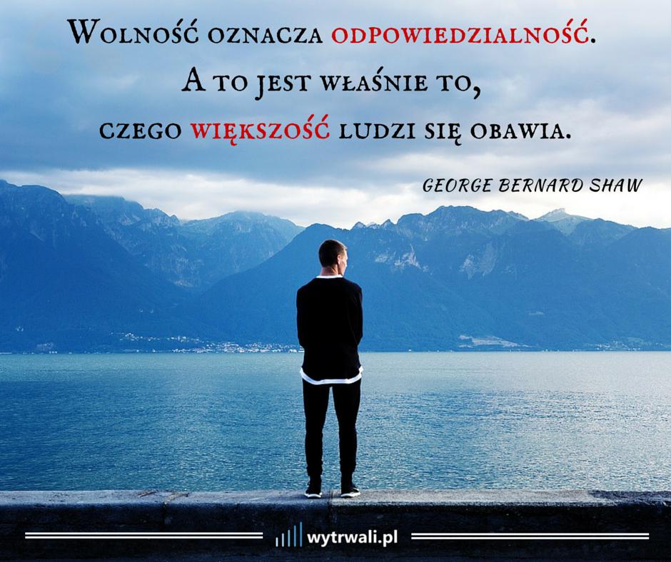 George Bernard Shaw, cytat
