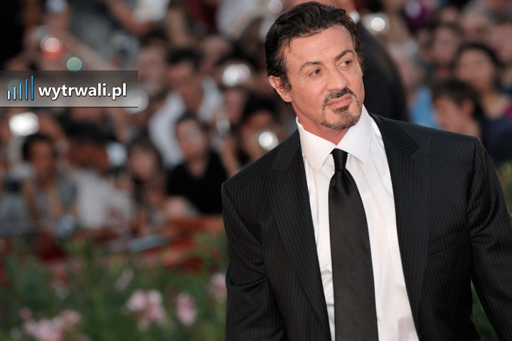Wytrwali.pl - Sylvester Stallone