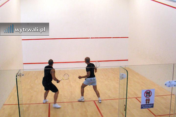 Squash - Jak zacząć?